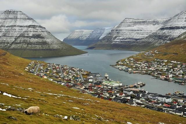 Klaksvík nawyspie Borðoy. Wycieczka naWyspy Owcze – Hit The Road Travel