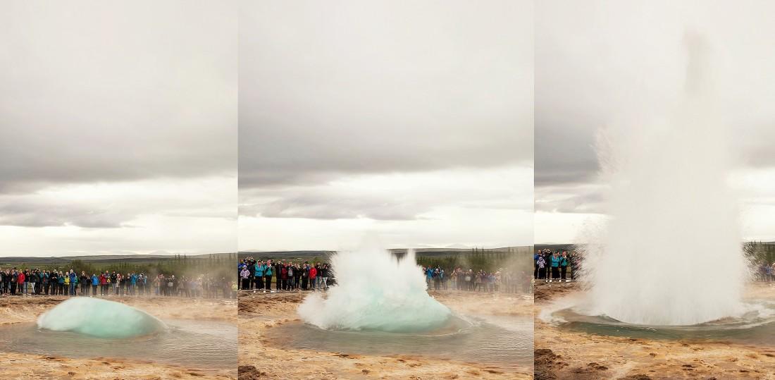 Strokkur, Islandia. Islandia wycieczki, wycieczka naIslandię – Hit The Road Travel