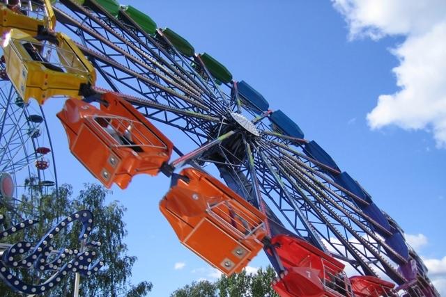 Linnanmäki Amusement Park, Helsinki, Finland. School trips to Finland – Hit The Road Travel