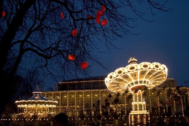 Tivoli Gardens, Copenhagen, Denmark. Tours of Copenhagen – school trips, family trips – Hit The Road Travel