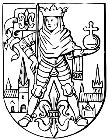 the coat of arms of Odense