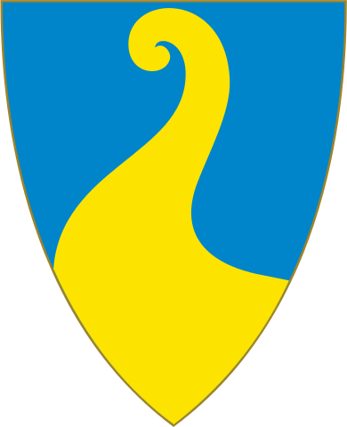 the coat of arms of Sogndal
