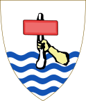 the coat of arms of Tórshavn