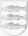 the coat of arms of Rønne