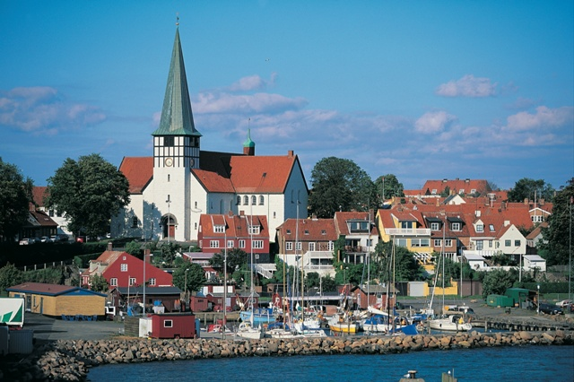 Rønne, Bornholm, Denmark. Bornholm tours – Hit The Road Travel