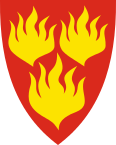 the coat of arms of Karasjok