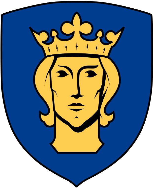 the coat of arms of Stockholm
