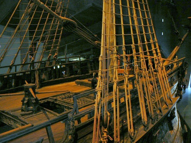 Muzeum Vasa, Sztokholm. Wycieczka doSztokholmu, wyjazdy firmowe doSztokholmu – Hit The Road Travel