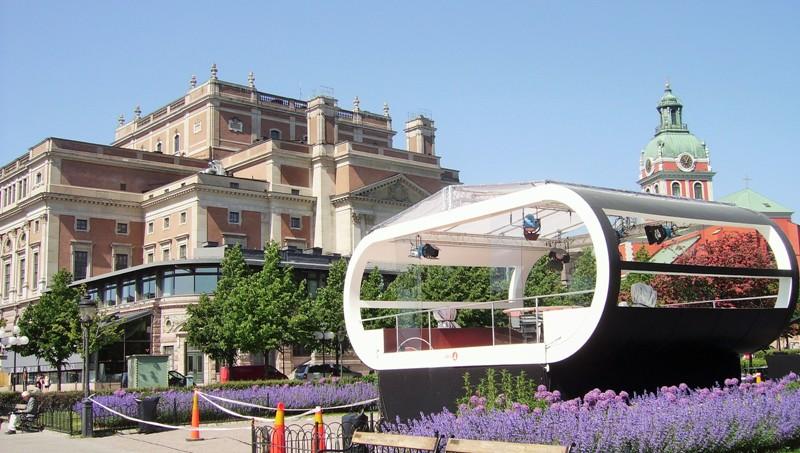 Opera Królewska, Norrmalm, Sztokholm. Wycieczka doSztokholmu, wyjazdy firmowe doSztokholmu – Hit The Road Travel