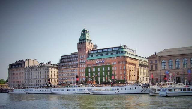 Blasieholmen, Norrmalm, Sztokholm. Wycieczka doSztokholmu, wyjazdy firmowe doSztokholmu – Hit The Road Travel
