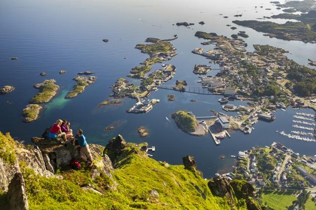 Svolvær, Norwegia. Wycieczka naLofoty – Hit The Road Travel