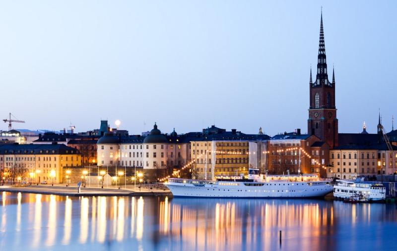 Kościół Riddarholmen, Sztokholm. Wycieczka doSztokholmu, wyjazdy firmowe doSztokholmu – Hit The Road Travel