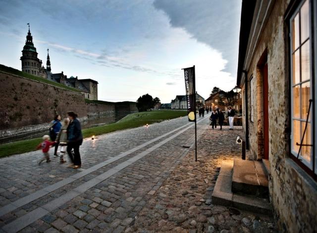 Kronborg Castle in Helsingør, Denmark. Copenhagen tours – Hit The Road Travel