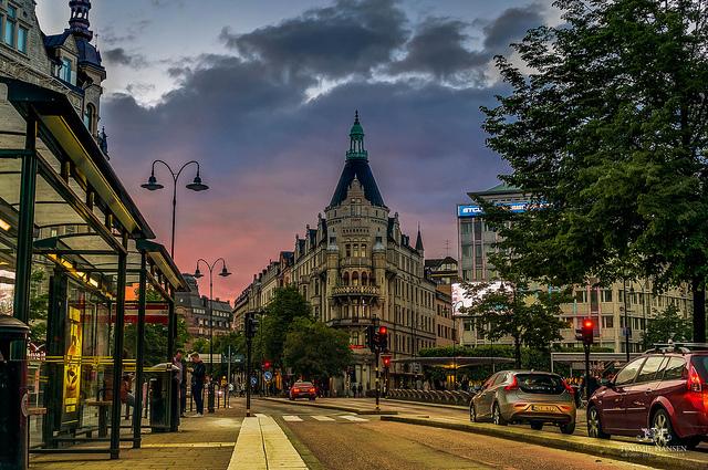 Östermalm, Sztokholm. Wycieczka doSztokholmu, wyjazdy firmowe doSztokholmu – Hit The Road Travel