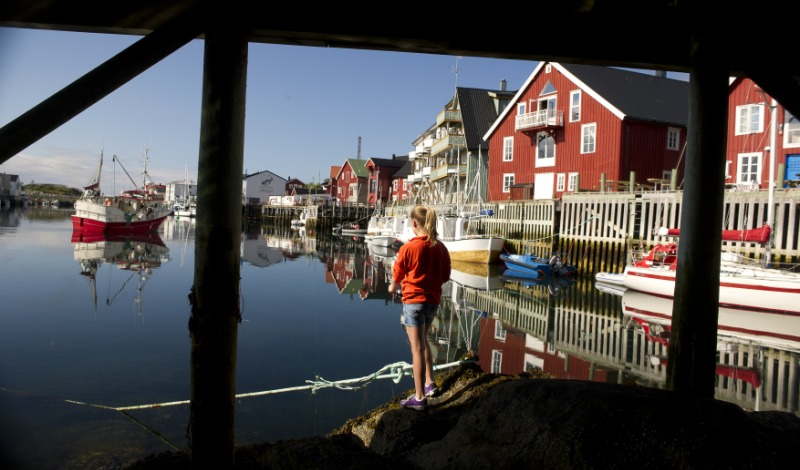 Henningsvær, Lofoty, Norwegia. Wycieczka naLofoty – Hit The Road Travel