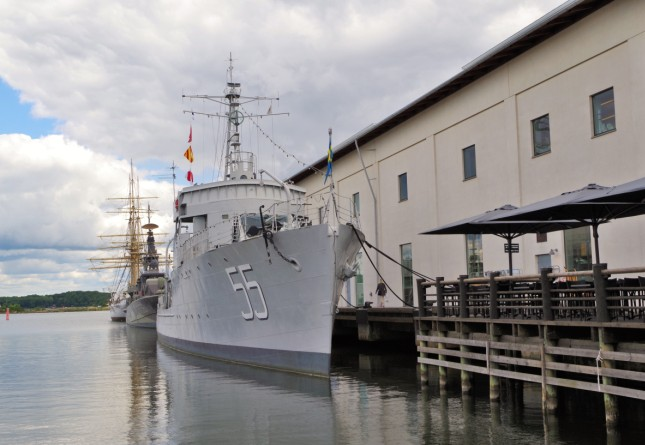 Marine Museum, Karlskrona, Sweden. Cold War tour, military tours to Sweden – Hit The Road Travel