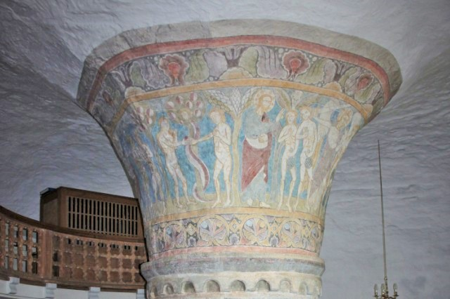 Nylars round church, Bornholm, Denmark. Bornholm tours – Hit The Road Travel