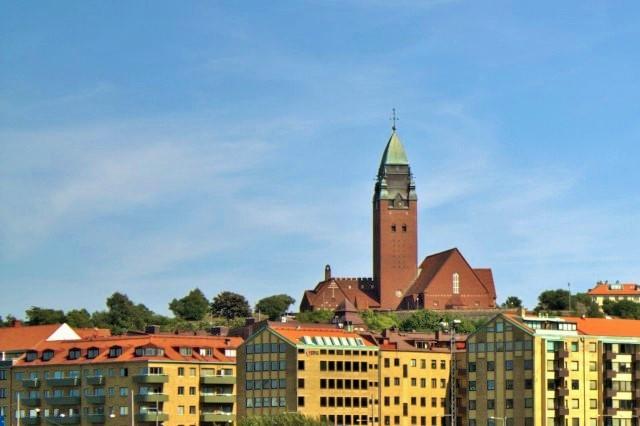 Masthuggskyrkan church, Gothenburg, Sweden. Trip to Gothenburg, conference in Gothenburg – Hit The Road Travel