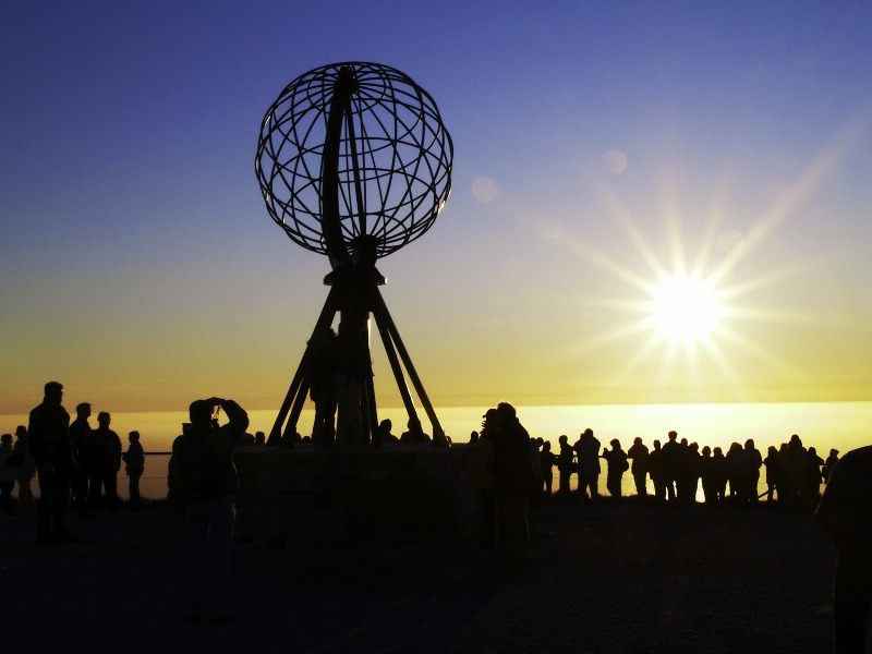Nordkapp, the North Cape, Norway. North Cape tours, trips to Norway – Hit The Road Travel