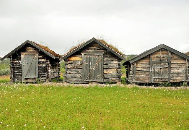 Muzeum Kautokeino bygdetun. Wycieczka naNordkapp, Norwegia wycieczki – Hit The Road Travel