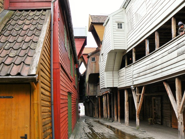 Bryggen, Bergen, Norway. Norway tours – Hit The Road Travel