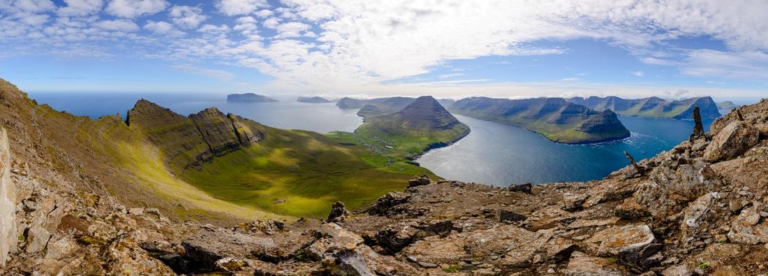 Wyspy Borðoy, Kunoy, Viðoy iKalsoy. Wycieczka naWyspy Owcze – Hit The Road Travel
