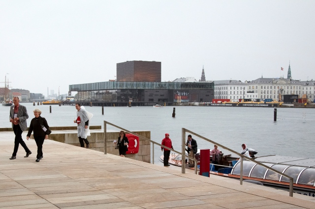 The Copenhagen Playhouse, Denmark. Copenhagen tours