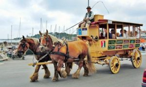 Svaneke horsecar. Bornholm tours – Hit The Road Travel