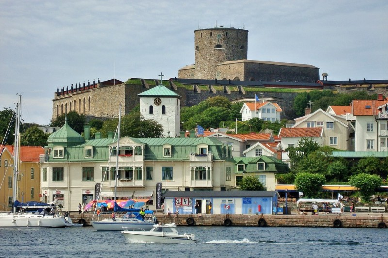 Carlsten Fortress on the island of Marstrand, Sweden. Trip to Gothenburg, conference in Gothenburg – Hit The Road Travel