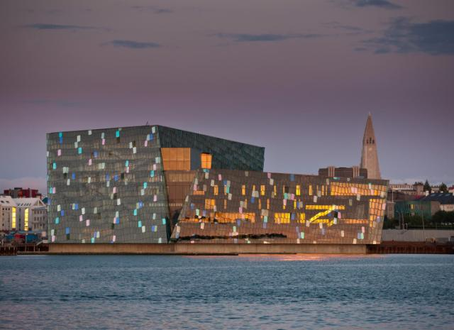 Harpa, Reykjavík, Iceland. Iceland tours, trips to Iceland, Iceland travel – Hit The Road Travel