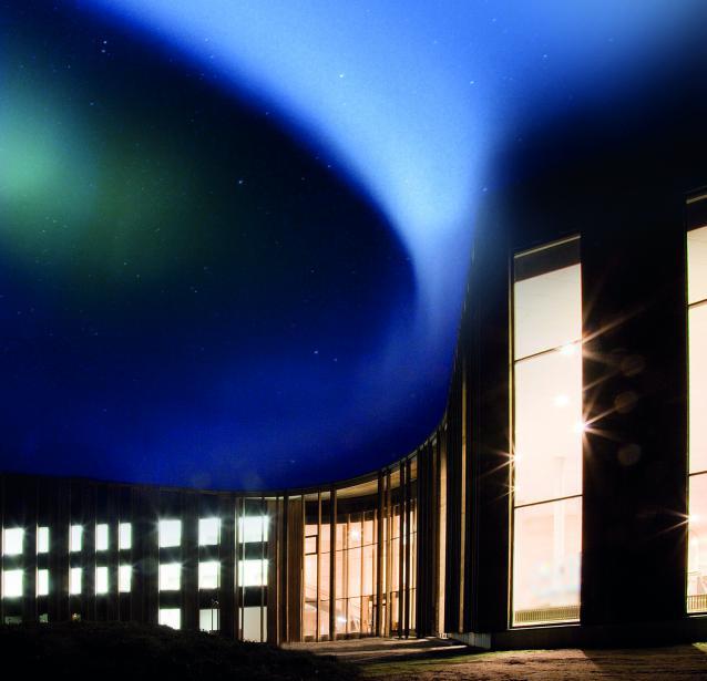 Sajos - Centrum Kultury Saamów iparlament. Wycieczka doLaponii, wycieczki doFinlandii – Hit The Road Travel