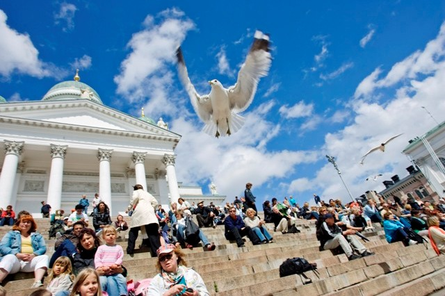 Helsinki Cathedral. Tours of the Baltic States, Helsinki tours – Hit The Road Travel