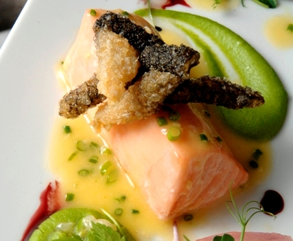 Norwegian salmon dish. Oslo tours, group trips to Oslo, conferences in Oslo – Hit The Road Travel