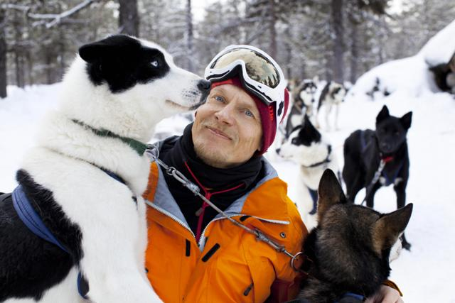 Dog sledding tour, Finland. Santa Claus trips, Rovaniemi tours