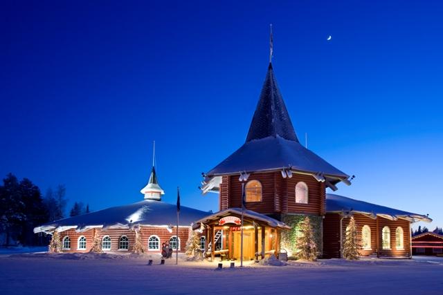 Wioska Św. Mikołaja wRovaniemi, Finlandia. Wycieczka doRovaniemi, wycieczka doFinlandii