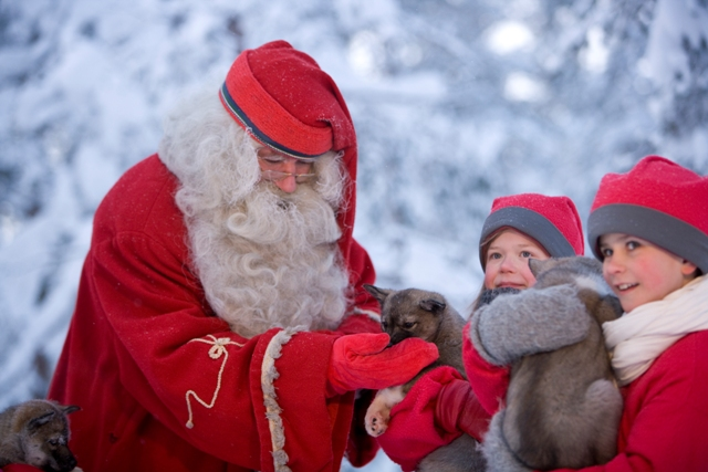 Santa Claus Village, Rovaniemi, Finland. Santa Claus trips, Rovaniemi tours