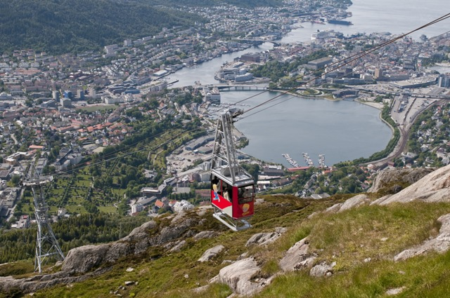 Bergen, Norway. Tour of Norway, fjord tours – Hit The Road Travel