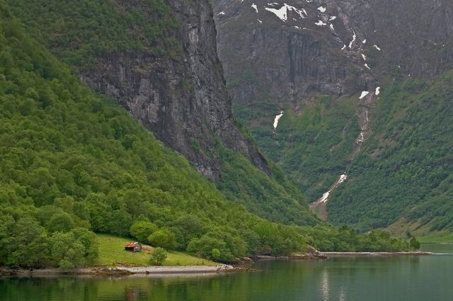 Sognefjorden, Norwegia. Wycieczka doNorwegii, Hit The Road Travel