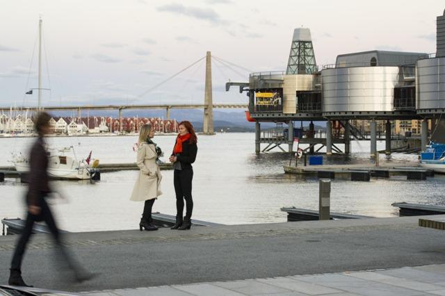 Muzeum Ropy Naftowej wStavanger, Norwegia. Wycieczka doNorwegii, Hit The Road Travel