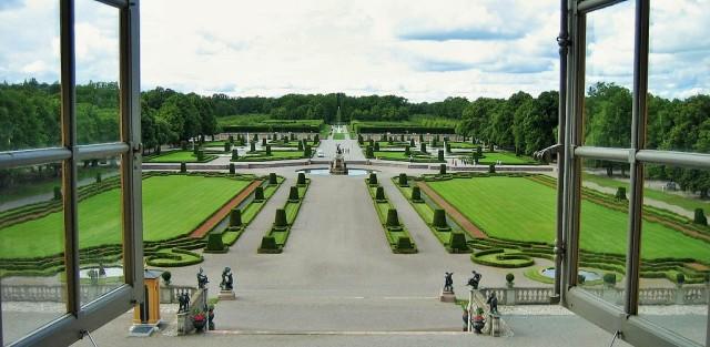 Drottningholm. Zwiedzanie Sztokholmu śladami zespołu ABBA