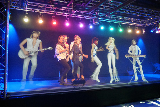 Abba The Museum, Stockholm. Trip to Stockholm in the footsteps of ABBA, music tours