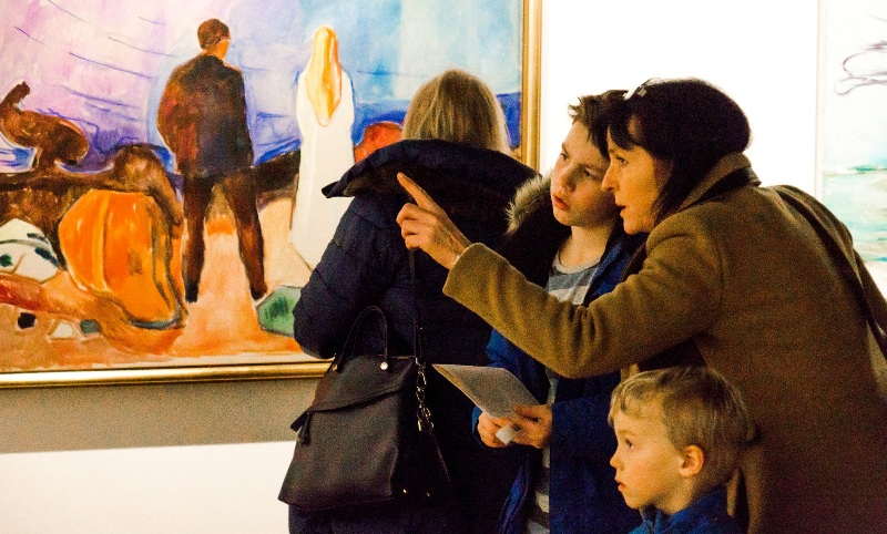 Edvard Munch Museum in Oslo. Oslo tours, group trips to Oslo, conferences in Oslo – Hit The Road Travel