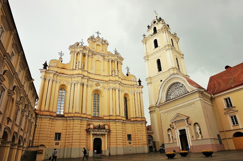 Vilnius University, Lithuania. Tours of the Baltic States, Helsinki tours – Hit The Road Travel