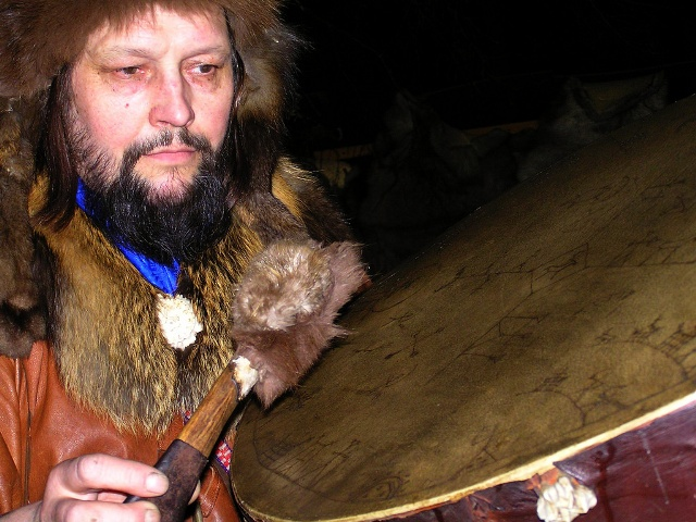 Sami shaman. Trips to Lapland, tours of Finnish Lapland – Hit The Road Travel