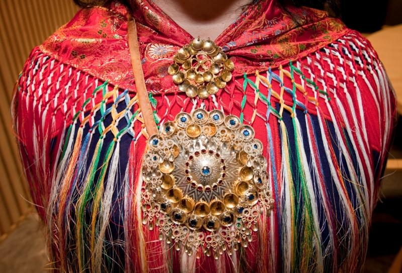 Tradycyjny strój saamski. Wycieczka doLaponii, wycieczki doFinlandii – Hit The Road Travel