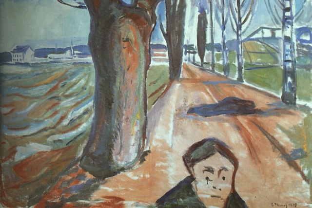 Painting by Edvard Munch. Oslo tours, group trips to Oslo, conferences in Oslo – Hit The Road Travel