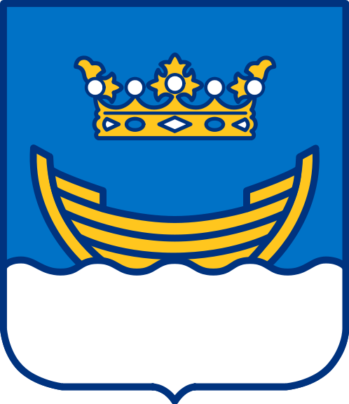 the coat of arms of Helsinki