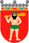 the coat of arms of Finnish Lapland