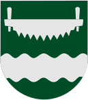 the coat of arms of Ranua