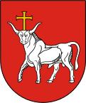 the coat of arms of Kaunas